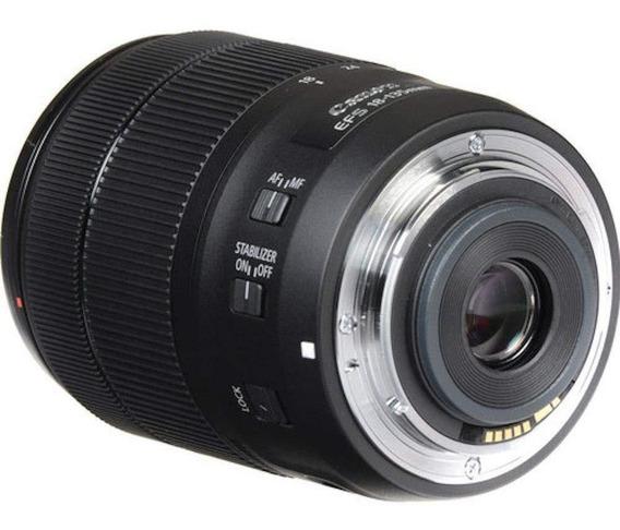 Lente Canon Ef-s 18-135mm F/3.5-5.6 Is Usm (nano Usm) Canon