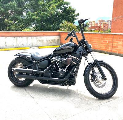 Harley Davidson Street Bob Fxbb 2018