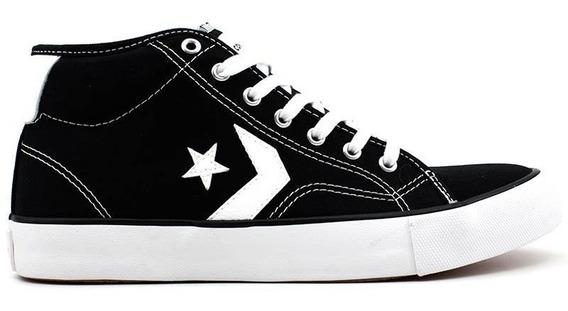 Tênis All Star Converse Replay Co0253 Preto Loja Pixolé