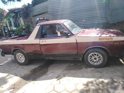 Subaru Bratt Año 80
