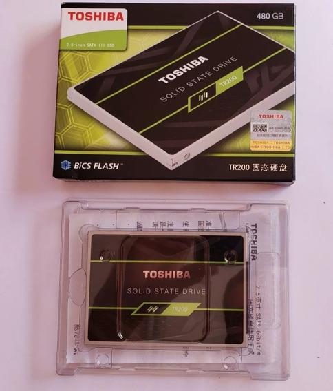 Hd Ssd Toshiba 480 Gb Tr200 3d Nand ,ultra Rapido Bics Flash