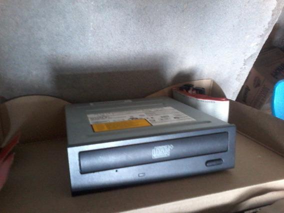 Drive De Cd-r E Dvd Usado, Em Bom Estado