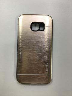 Capa De Celular Galaxy S7 Anti Impacto Alumínio