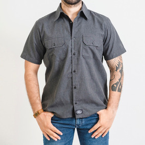 Camisa Workshirt Fallon Chumbo Lisa Super Resistente!!!!!