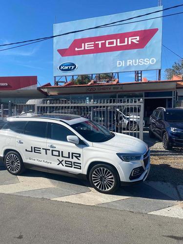 Jetour X95 Full
