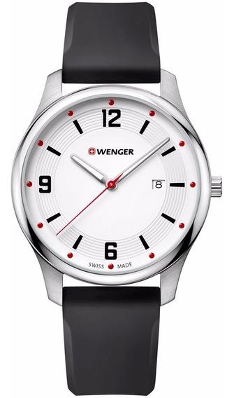 Reloj Wenger City Active 011441108 Original Para Hombre