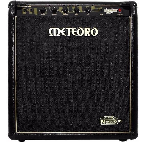 Amplificador Meteoro Para Contra Baixo Nitrous Cb150 150w