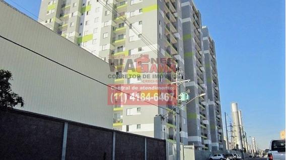 Apartamento Na V São Pedro, Osasco, 2 Quartos E 1 Vaga - 930