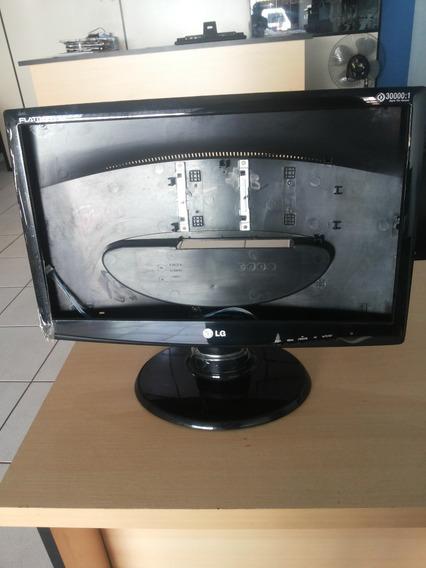 Carcaça Monitor Lg W1943c