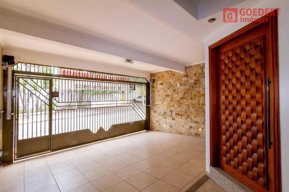 Sobrado Com 4 Dormitórios À Venda, 161 M² Por R$ 720.000,00 - Jardim Bom Clima - Guarulhos/sp - So0347