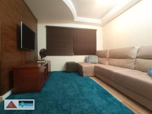 Imagem 1 de 30 de Sobrado Com 3 Dormitórios À Venda, 220 M² Por R$ 835.000,00 - Vila Granada - São Paulo/sp - So1423