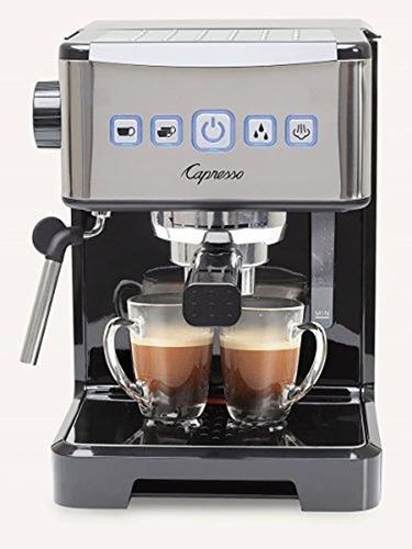 Máquina De Café Espresso Con Bomba Programable
