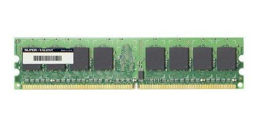 Memoria Ram 2gb Super Talent Ddr2-533 128x8 Cl4 Value T533ub2gv