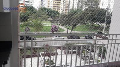 Apartamento Com 2 Dormitórios Para Alugar, 74 M² - Jardim Aquarius -frente A Praça. - Ap6474