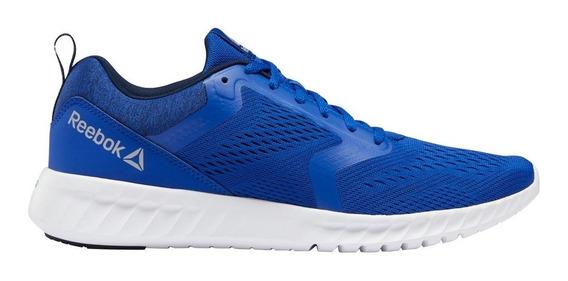 Zapatillas Hombre Reebok Sublite Prim Azul - Corner Deportes