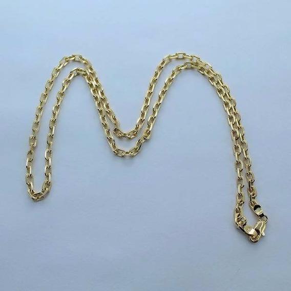 Corrente Cartier Banhada Em Ouro 18k