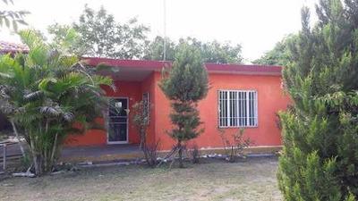 (crm-989-775) Venta Oportunidad! Excelente Terreno Arbolado Casa Estilo Rustico(vsc