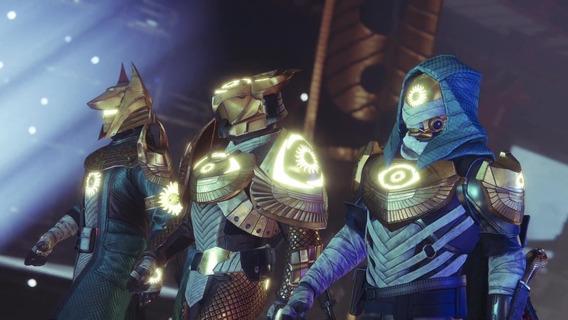 Destiny 2 Ps4/pc Informação Do Pareamento Desafio De Osiris