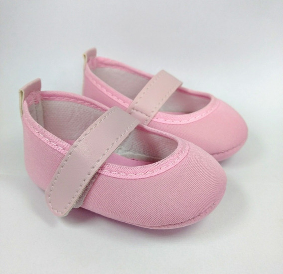 Sapatilhas Baby, Lote 10 Pares.