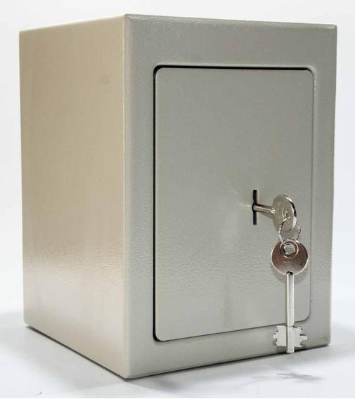 Caja De Seguridad Con Llave 23x17x17 Cm 51864