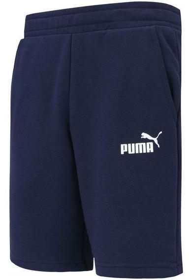 Bermuda De Moletom Puma Ess Sweat 10 - Masculina