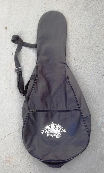 Capa Prado Para Viola Ou Violão Pequeno