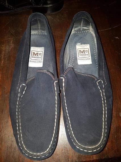 Mocasines Negros Mc Shoes