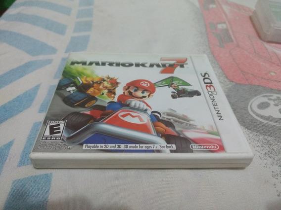 Mario Kart 7 Na Caixa Original Completo Para 3ds Barato