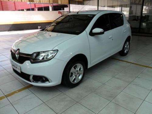 Renault Sandero 1.6 Dynamique 2017 Automático Completo Aba..