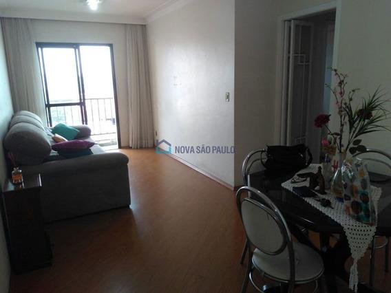 Apartamento Ipiranga. 3 Dormitorios. 1 Suite. 2 Vagas Com Deposito. - Bi23645