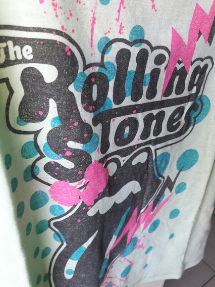 Rapsodia Imperdible Remera Rolling Stone !!!