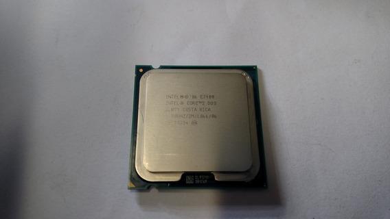 Intel Core 2 Duo E7400 3m Cache 2.80 Ghz 1066 Mhz