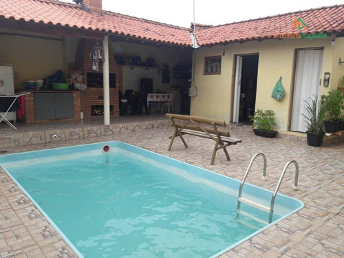 Imagem 1 de 30 de Casa Com 3 Dormitórios À Venda, 290 M² Por R$ 450.000,00 - Jardim Maria Da Glória - Araçoiaba Da Serra/sp - Ca0323