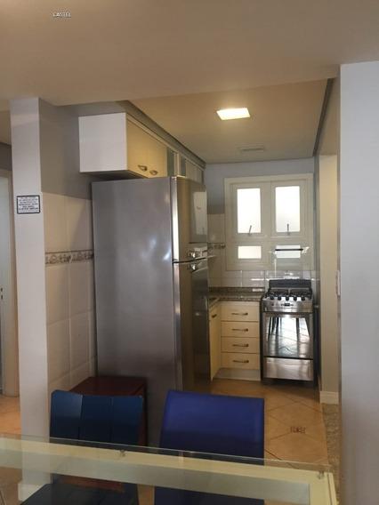 Apartamento - Auxiliadora - Ref: 163 - V-cas661