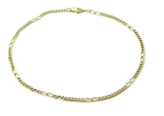 Joianete P8990-60278 Pulseira Elos Duplo Intercalar Ouro