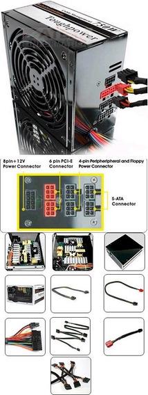 Fonte Thermaltake 750w Ap Toughpower Atx 12v 2.2
