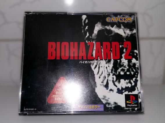 Biohazard 2 - Ps1 - Original (completo)