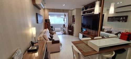Imagem 1 de 11 de Apartamento À Venda, 52 M² Por R$ 710.000,00 - Cidade Monções - São Paulo/sp - Ap16281