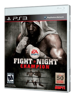 Juego Ps3 Fight Night Champion Ps3