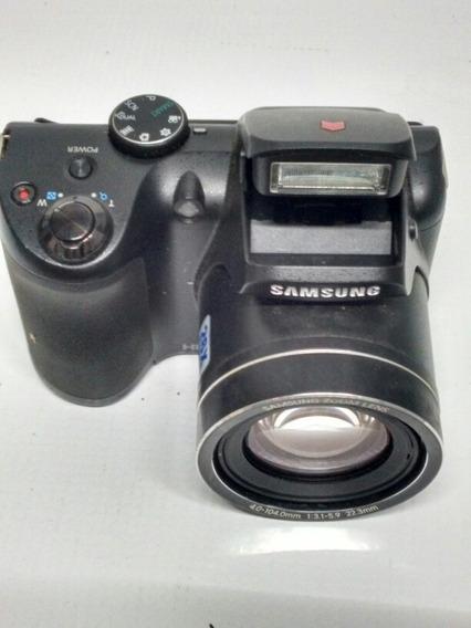 Câmera Samsung Wb100 Não Liga P Retirada De Peças