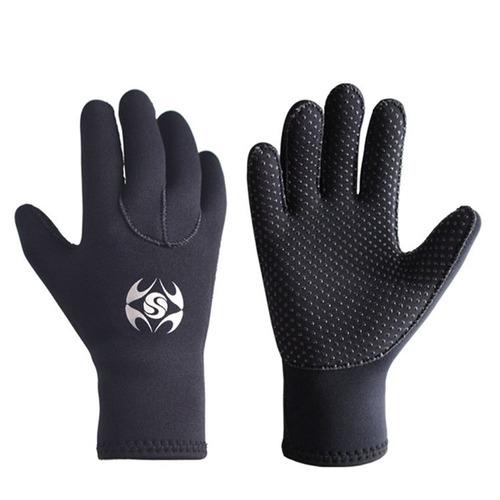 Guantes De Buceo Neopreno, Wetsuits Five Finger Gloves, 3