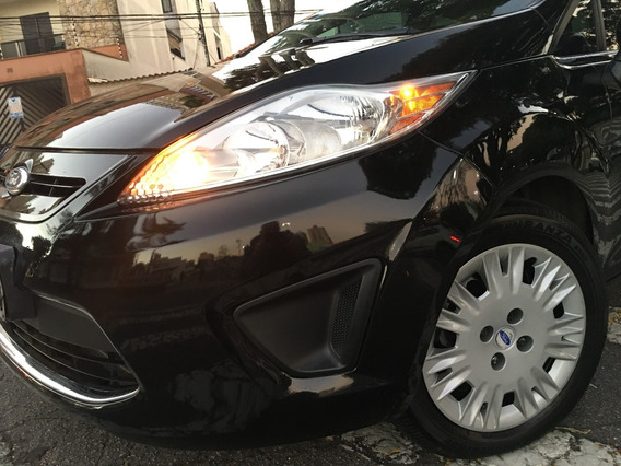 Ford Fiesta 1.6 Flex Se Completo 2012 / Sem Entrada