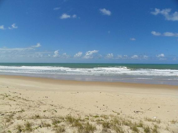 Terreno Frontais Ao Mar, Na Praia De Costa Azul, Litoral Norte Da Bahia - Ar386