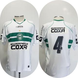 Camisa Do Coritiba Lotto 2009 Eternamente Coxa De Jogo!