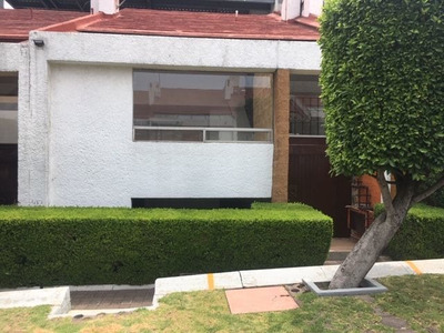 Casa En Condominio En Renta, Lomas Vista Hermosa Cdmx
