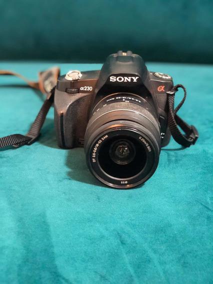 Câmera Sony Alfa
