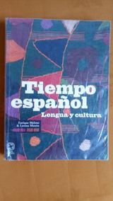 Livro - Tiempo Español Lengua Y Cultura