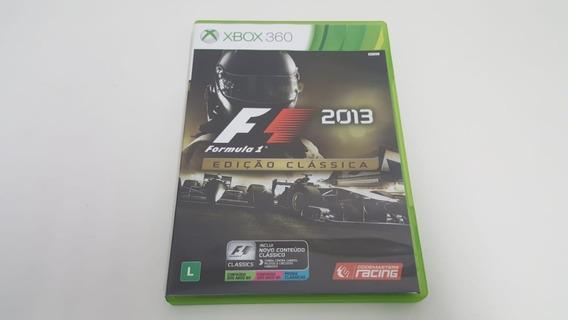 Jogo F1 - Formula 1 2013 - Xbox 360 - Original