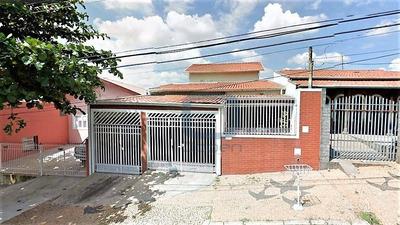 Casa Residencial À Venda, Vila São Bento, Campinas. - Ca0253