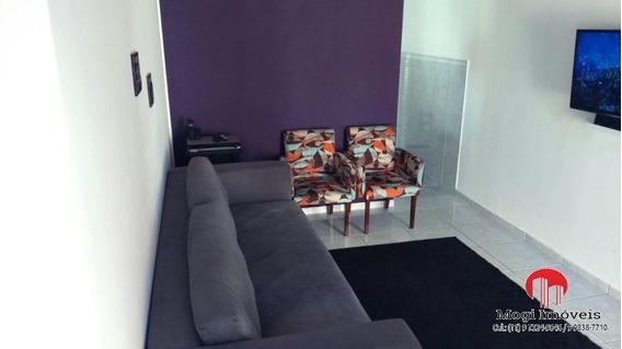 Casa Em Condomínio Para Venda Em Mogi Das Cruzes, Vila Brasileira, 2 Dormitórios, 1 Banheiro, 1 Vaga - Ca301